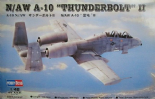 HBB80324 1/48 Fairchild N-AW A-10 Thunderbolt II (Grey paint scheme)